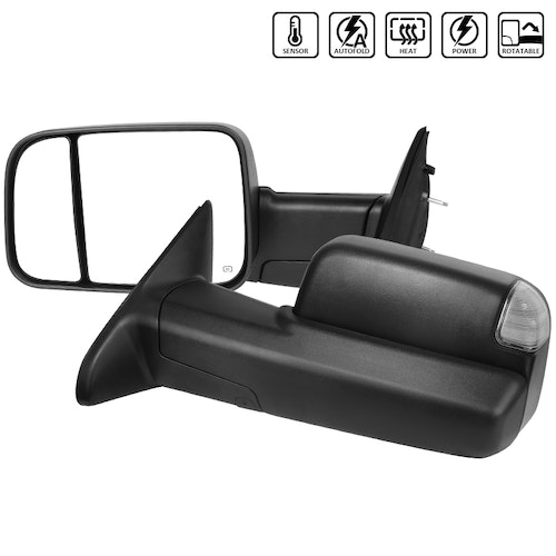 TOWING MIRRORS Texture RAM 13-18