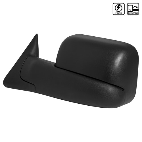 TOWING MIRROR - POWER - LEFT ONLY, RAM 94-02