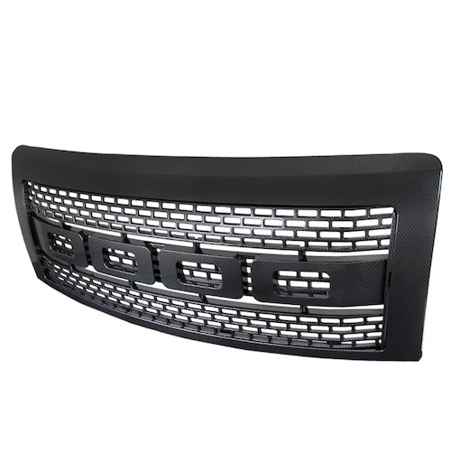 RAPTOR STYLE GRILLE, F150 09-14