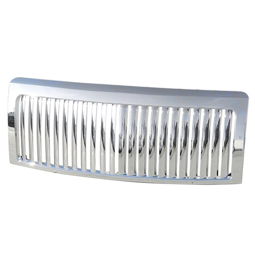 09-10 FORD F150 CHROME VERTICAL GRILL, F150 09-10