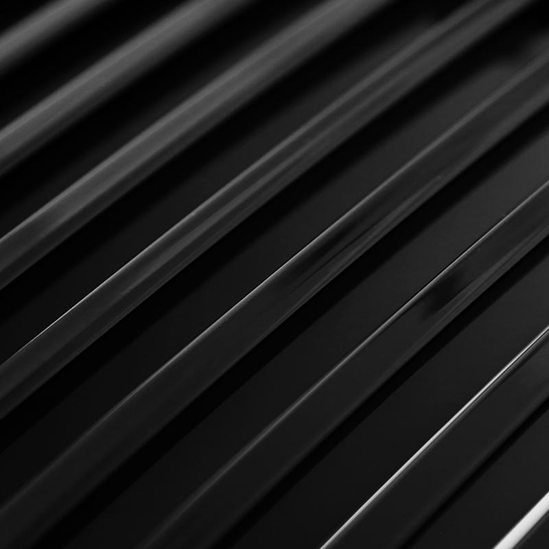 VERTICAL GRILL BLACK, F250 05-07
