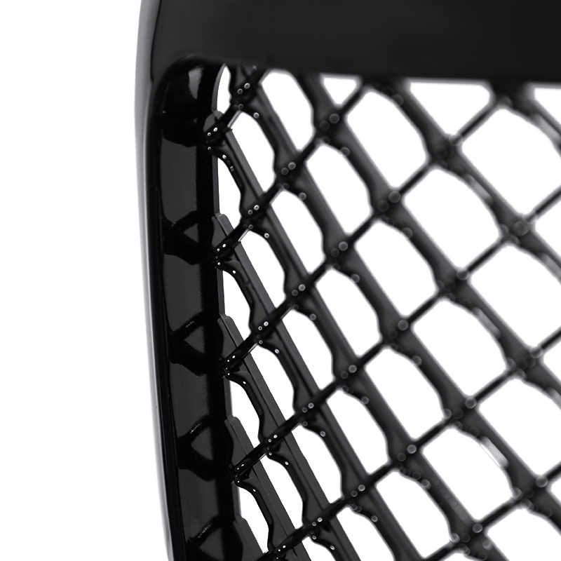 MESH GRILLE GLOSSY BLACK, F250 99-04