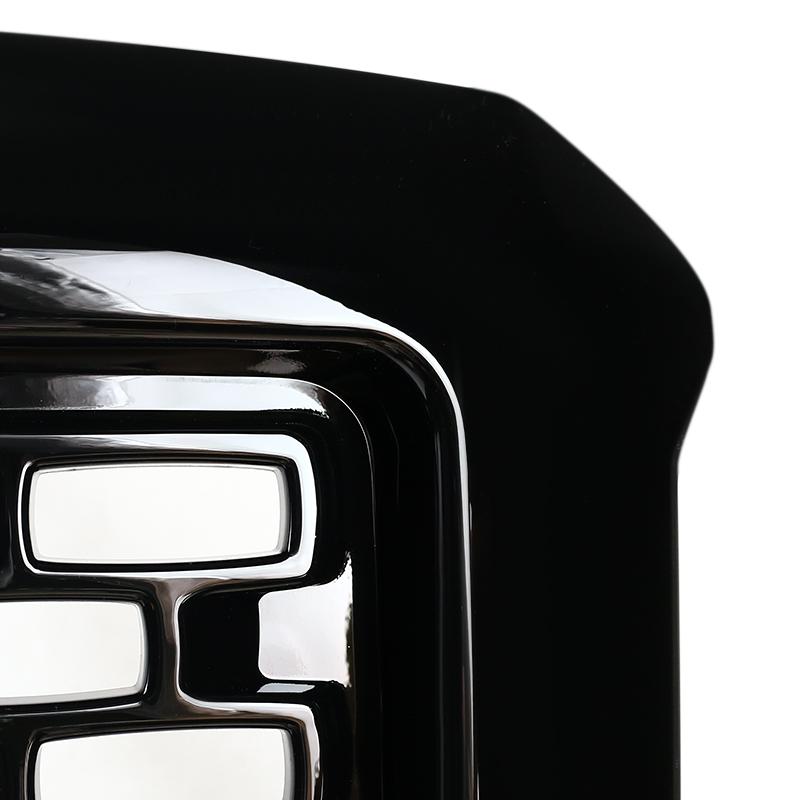 GRILLE- DENALI STYLE GLOSSY BLACK- FITS ALL MODELS, Sierra 1500 14-15