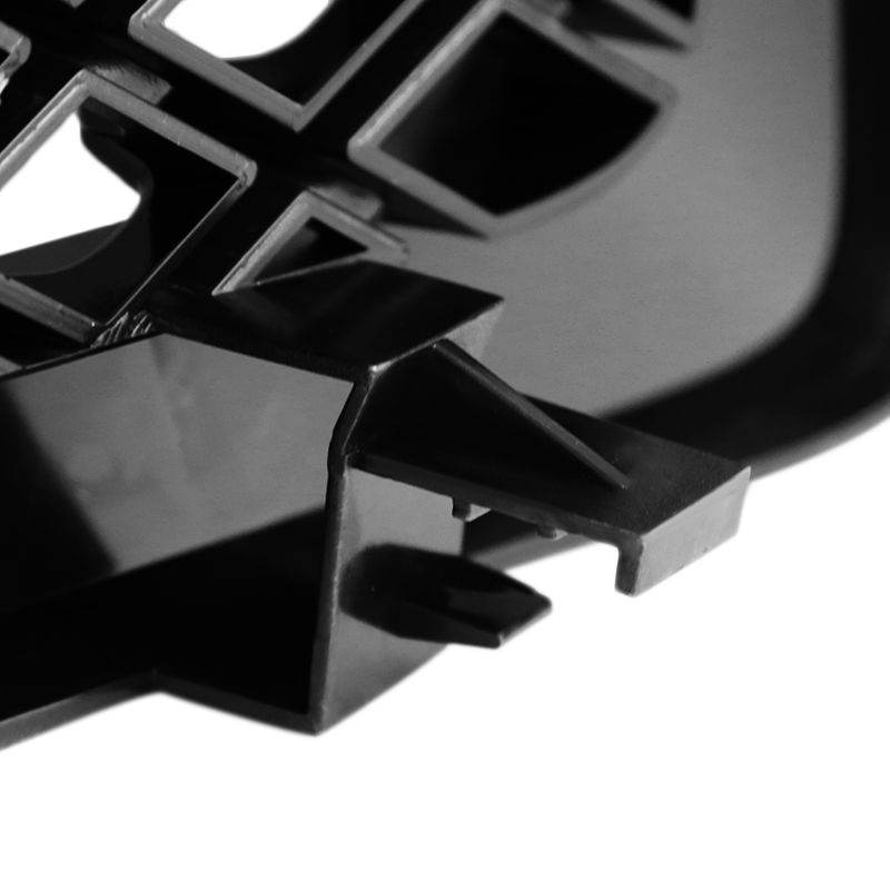 Mesh grill svart - RAM 09-12