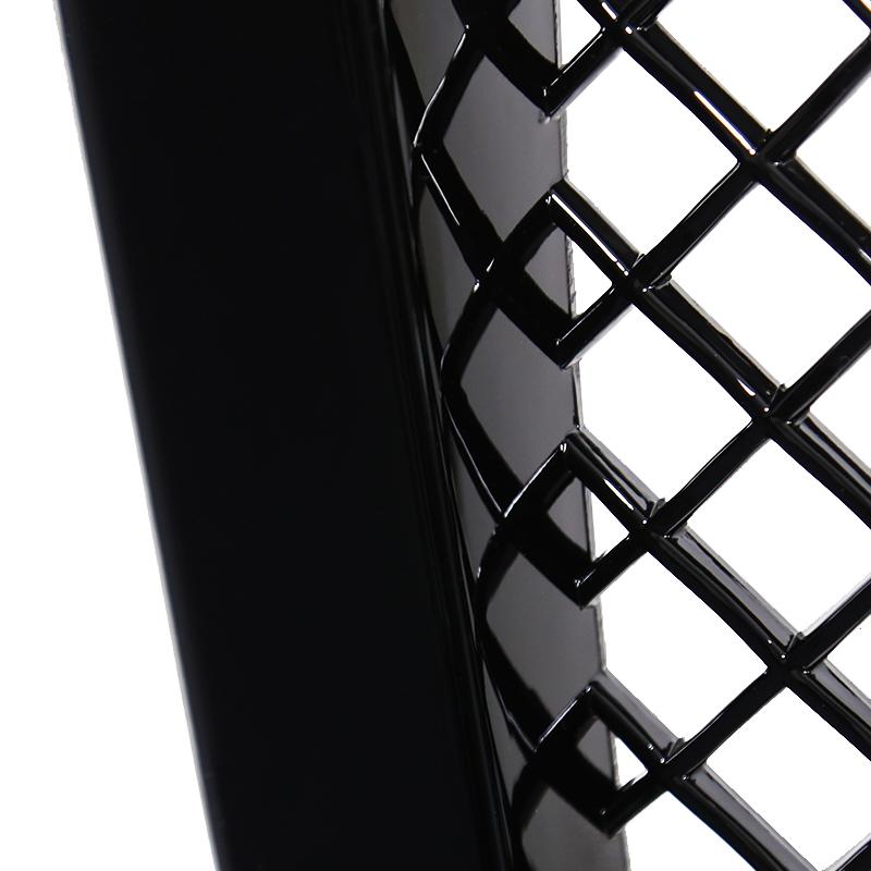 MESH GRILLE GLOSSY BLACK, Sierra 07-13