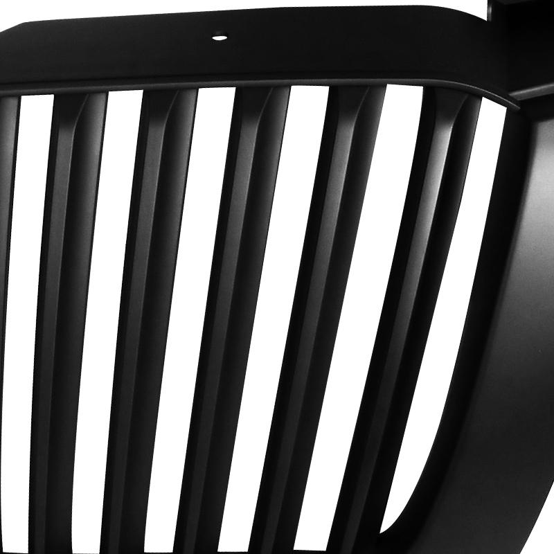 VERTICAL GRILL BLACK, Silverado 03-05