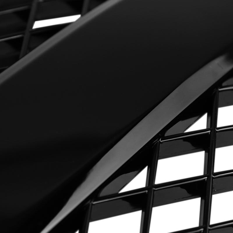 GRILL- BLACK, Silverado 99-02