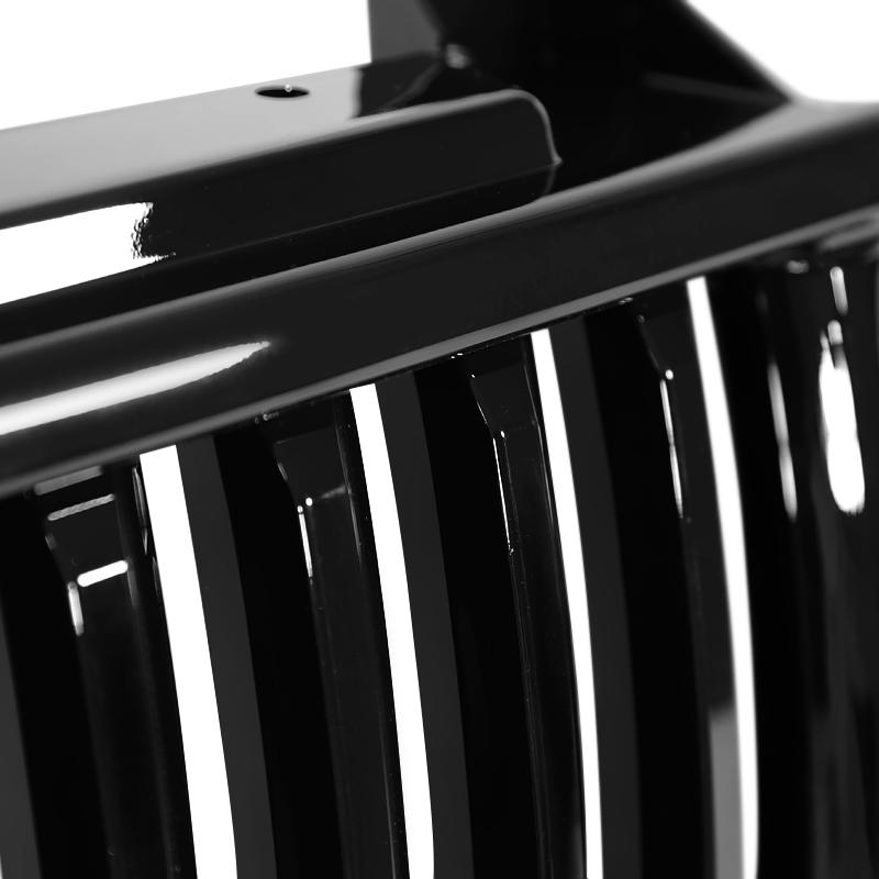 VERTICAL GRILL BLACK, Silverado 99-02
