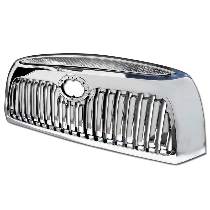 VERTICAL GRILL CHROME, Tundra 07-09