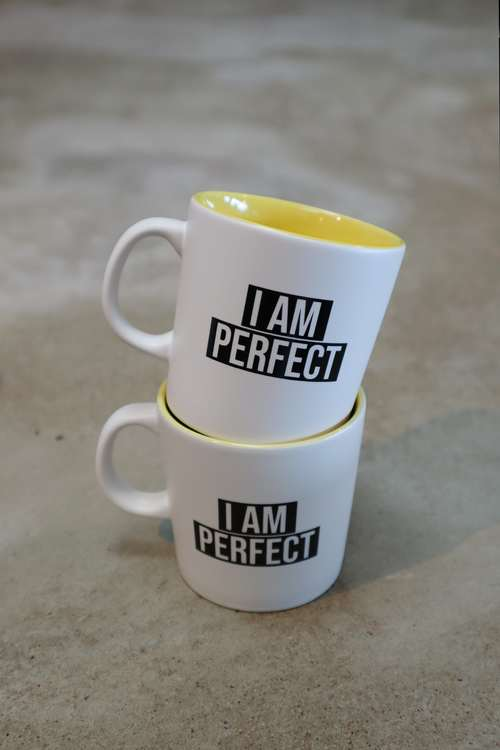 MUGG [I am perfect]