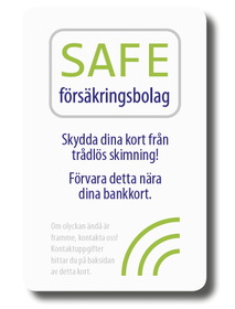 XPRESS RFID-KORT
