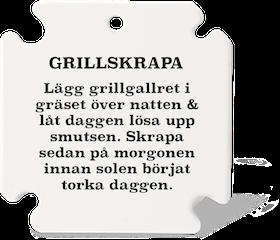 XPRESS GRILLSKRAPA