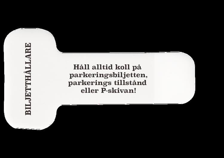 BILJETTHÅLLARE