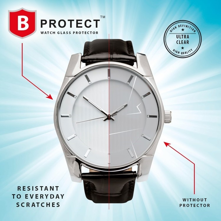 B PROTECT Watch Protector