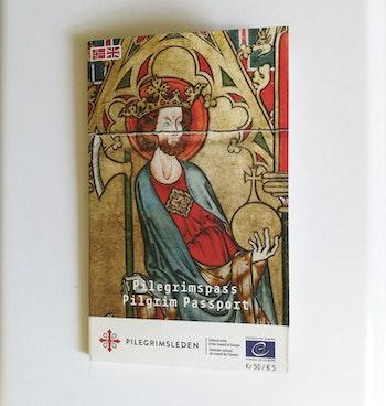 Pilgrim passport/ Pilgrimspass