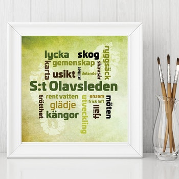 Poster, only in Swedish