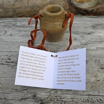 Pilgrim Jar/ Pilgrimskrus