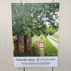 Wall calendar 2019 / Väggkalender 2019
