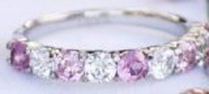 Almost Pink-Ring