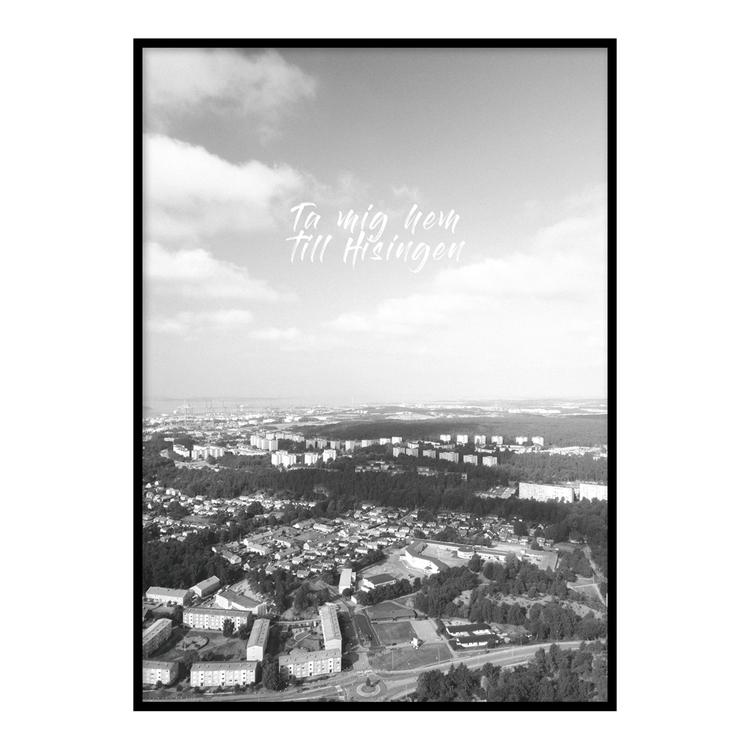 Poster Hem till Hisingen