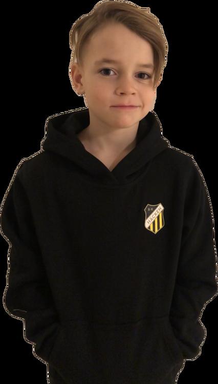 Hoodie Junior liten logo