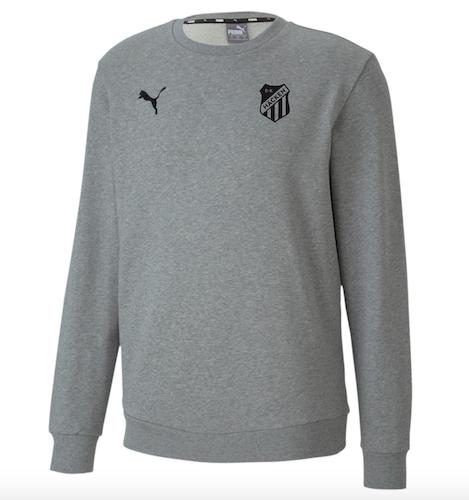 Grå Puma Sweatshirt