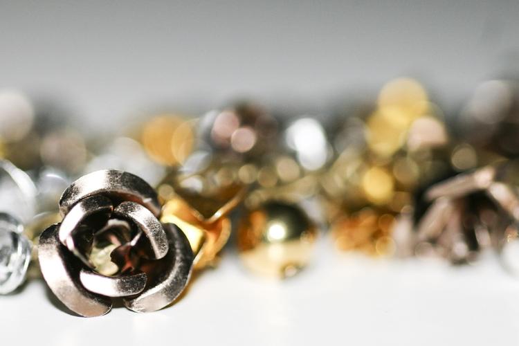 Rosor, armband