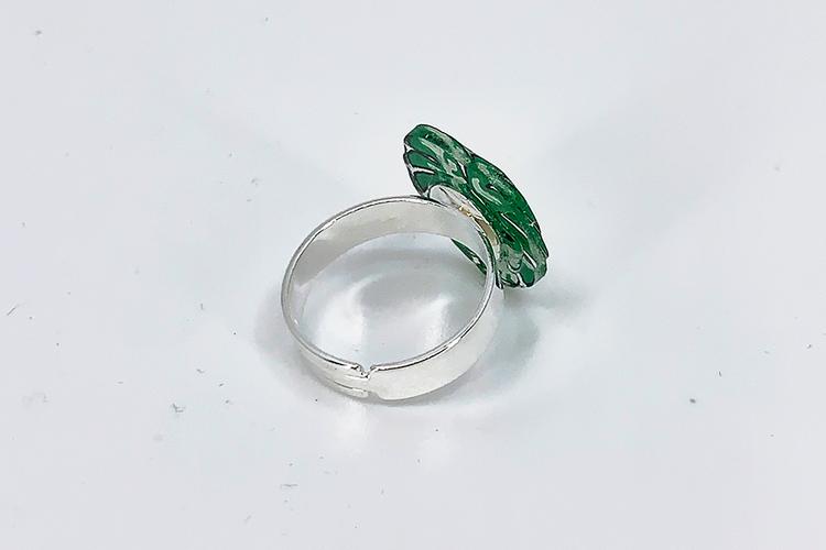 Monstera, ring