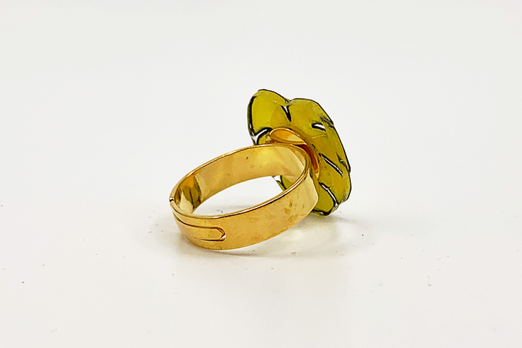 Monstera, ring