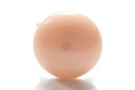 Aprikos knapp, ring