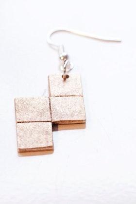 Tetris, örhänge