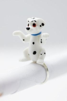 Dalmatinerhund, ring