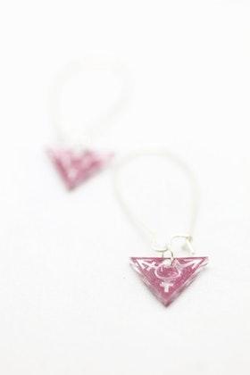 Rosa örhängen, trans