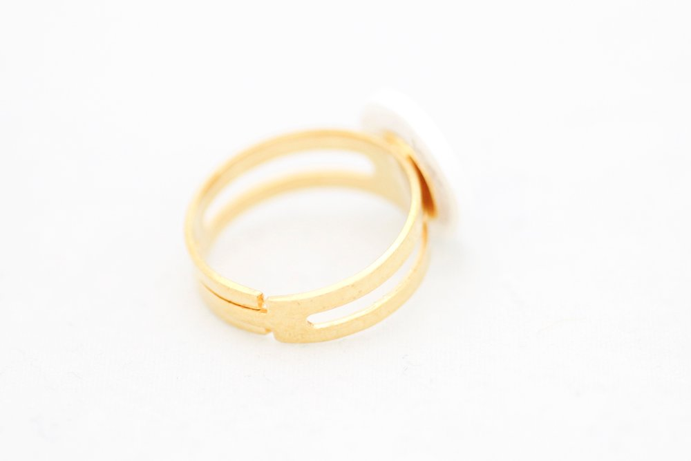 Flata, ring