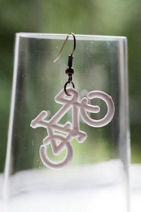 Cykel, örhänge