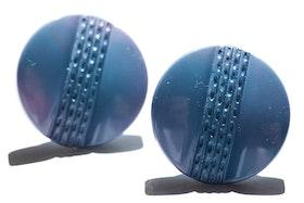 Blå knappar, manschettknappar