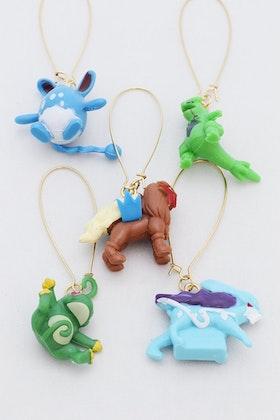 Gen2 Pokémon, örhängen