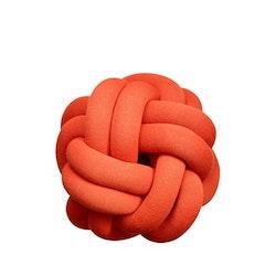Knot – Knut kudde, tomato red