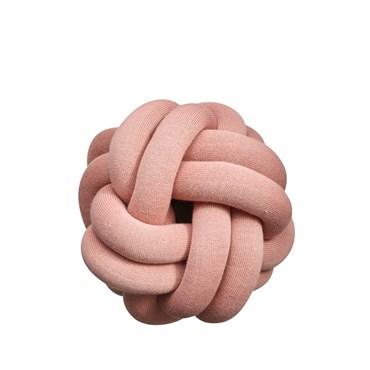 Knot – Knut kudde, dusty pink