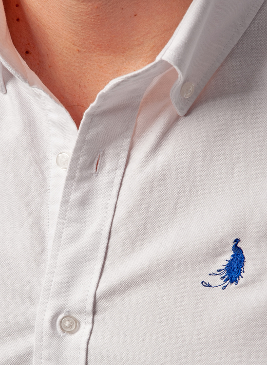 Oxford shirt - White Le Cannet