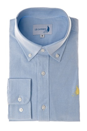 Oxford shirt - Blue Le Cannet
