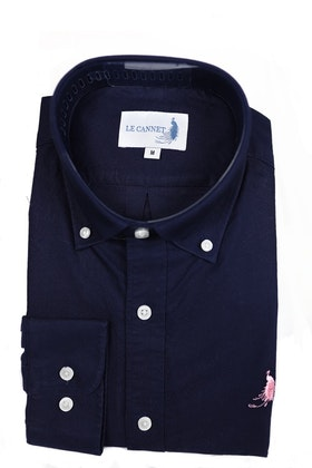 Oxford shirt  - Dark Blue Le Cannet