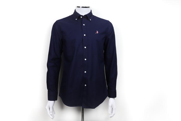 Herr, skjorta, fransk, inspiration, svensk design, kvalité, blå,