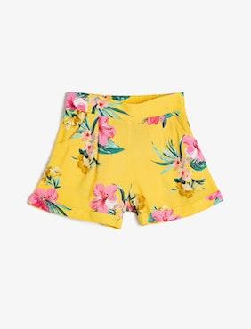 Patterned shorts **
