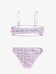 Bikini med volanger