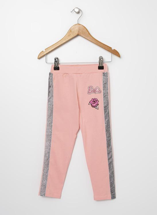 Leggings Barbie med tryck