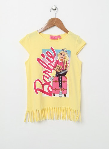 T-shirt Barbie