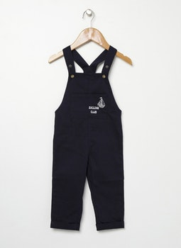 Jumpsuit med tryck