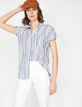 Kortärmad Skjorta