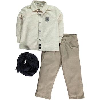 Skjorta och byxa